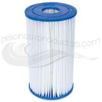 Filtro de cartucho tipo III depuradoras 5.678 l/h