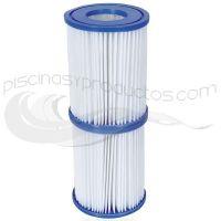 Filtro cartucho tipo II depuradoras 2.006 y 3.028 l/h