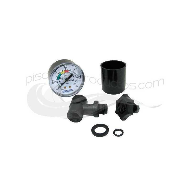 "Manómetro 1/8"" completo filtro Astral Manómetro 1/8"" completo filtro AstralPool 4404020101"