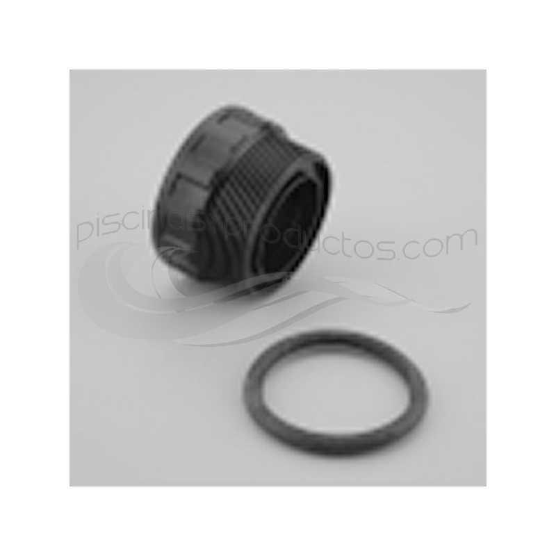 """Behälterverserschraubung + o-ring 2"""" filter aster"""