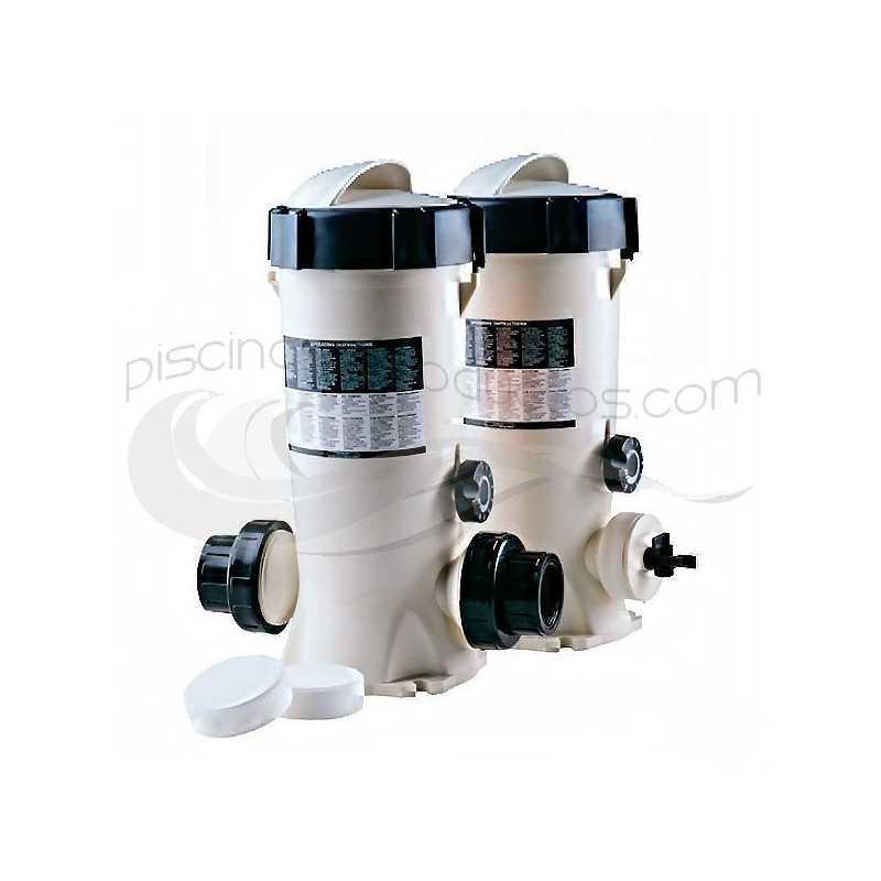 Doseur à galets de chlore/brome Dossi-3 in-line Astralpool