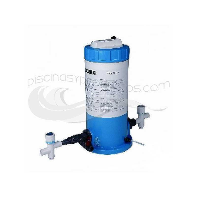Dosificador de cloro y bromo Dossi-5