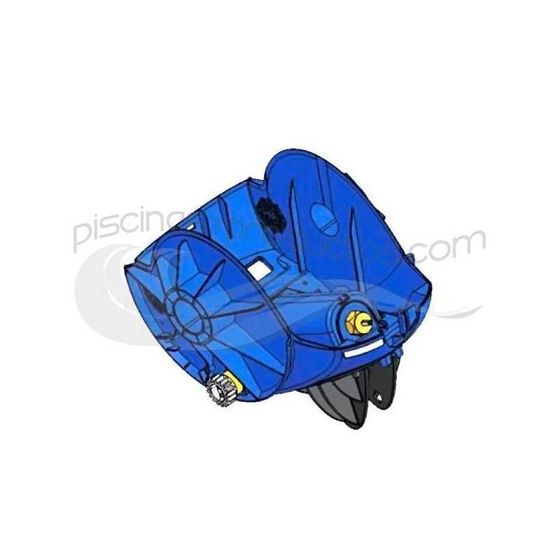 Bloc moteur nettoyeur automatique Vortex 1 Zodiac. Réf. W2120A