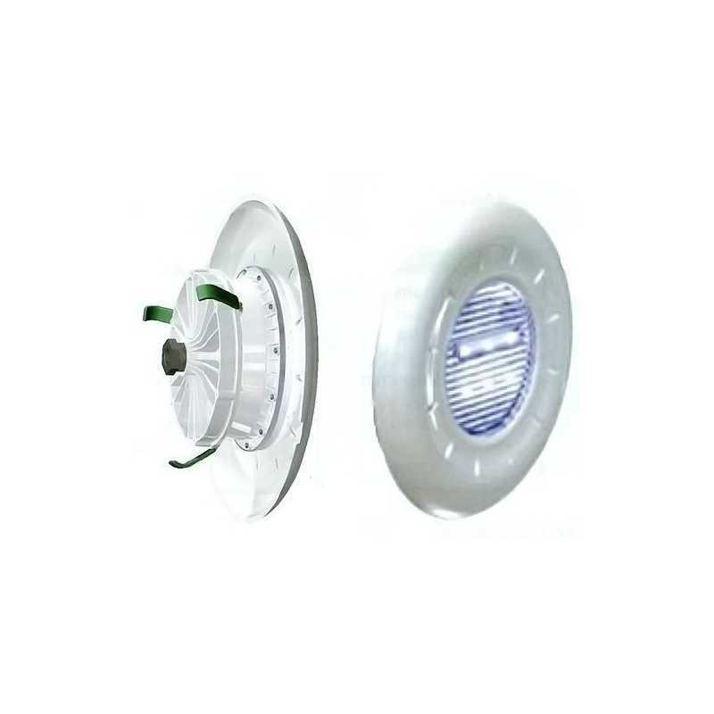 Foco color LED sin nicho - Rehabilitación