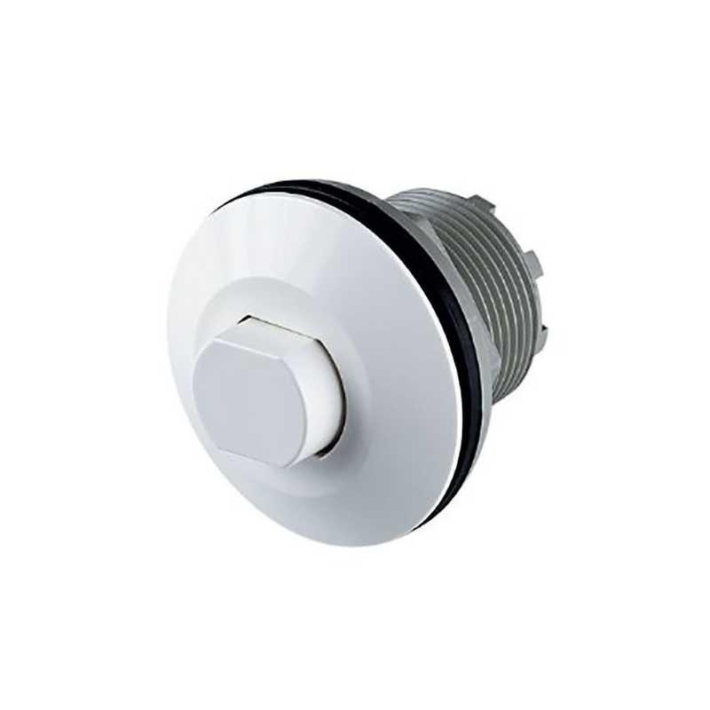 Poussoir pneumatique PVC blanc Astralpool
