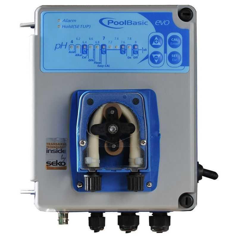 Sistema de control de pH Pool Basic Evo pH