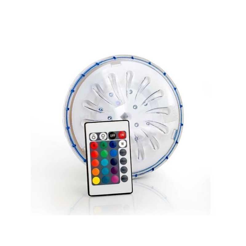 Lampara GRE LED color