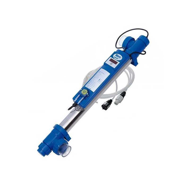 Equipo ultravioleta BLUE LAGOON UV-C Timer + 130W Amalgam
