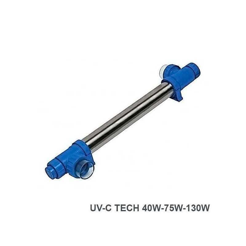 Equipo ultravioleta BLUE LAGOON UV-C Tech 40W