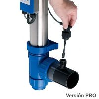 Equipo ultravioleta BLUE LAGOON UV-C Tech 130W Amalgam