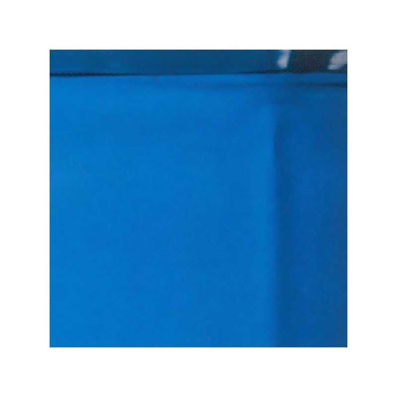 Liner bleu pour piscine hors-sol ronde 3000x1200 mm. Gre