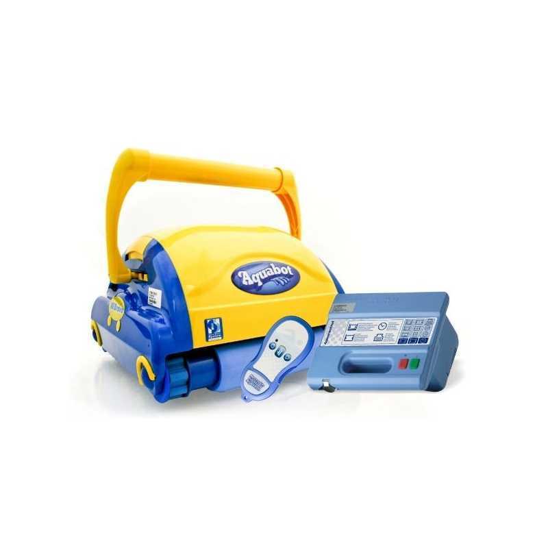 Limpiafondos eléctrico Aquabot  Super Bravo Top