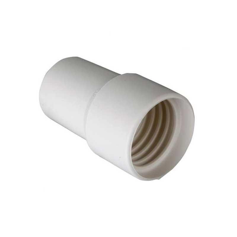 Embout tuyau piscine à visser gauche 38 mm Astralpool