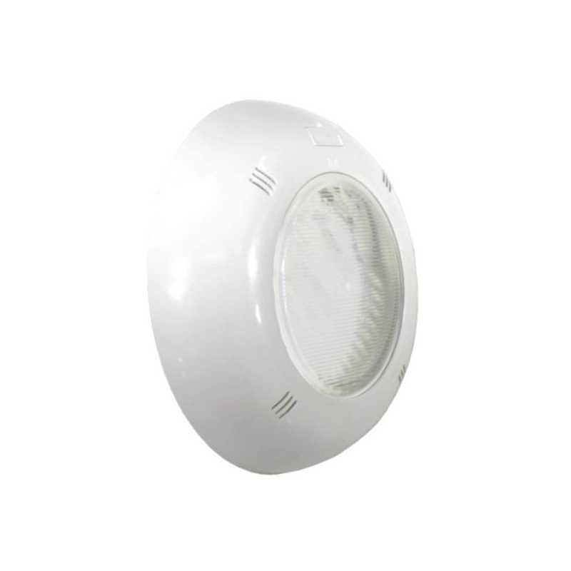Projecteur de surface LED enjoliveur AVS RGB Lumiplus S-Lim 2.11. pour piscines béton