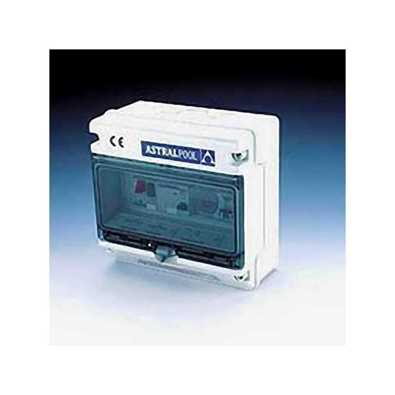 Coffret électrique pour pompe + projecteur type C Astralpool