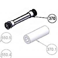 Repuesto rodillo de arrastre limpiafondos Pulit Advance 5 plus AS38246BL