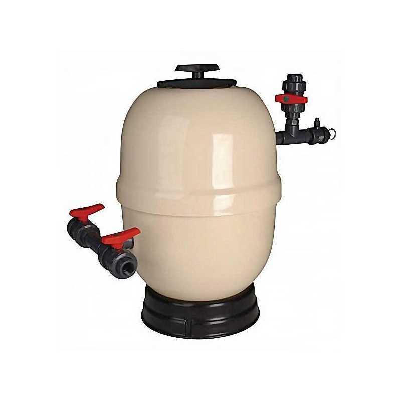 Doseur compact à galets chlore/brome 40 l. Astralpool