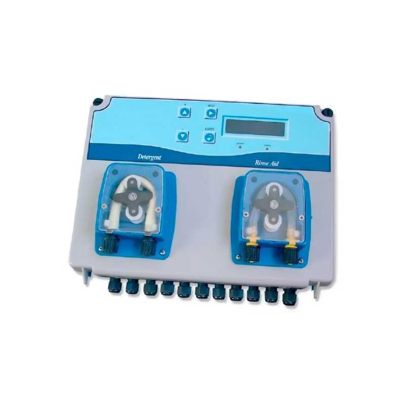 Sistema integrado de detergente y abrillantador Twindose 40 Evo DL - Sonda Conductiva Seko