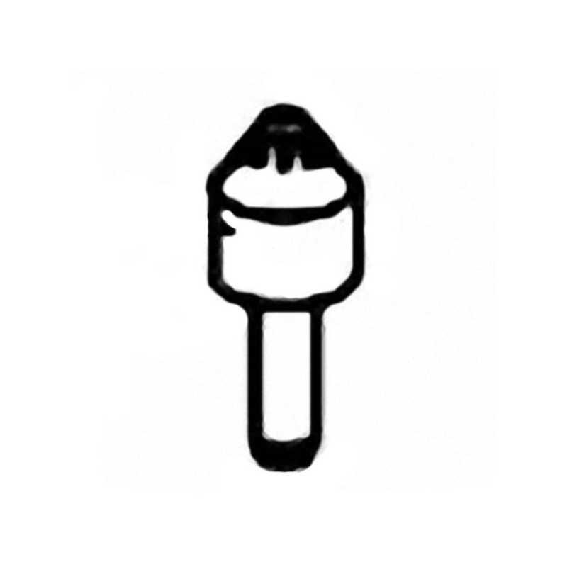 Crepina de purga para filtro Balear (BL) de Kripsol. Ref. RFD0012.00R.