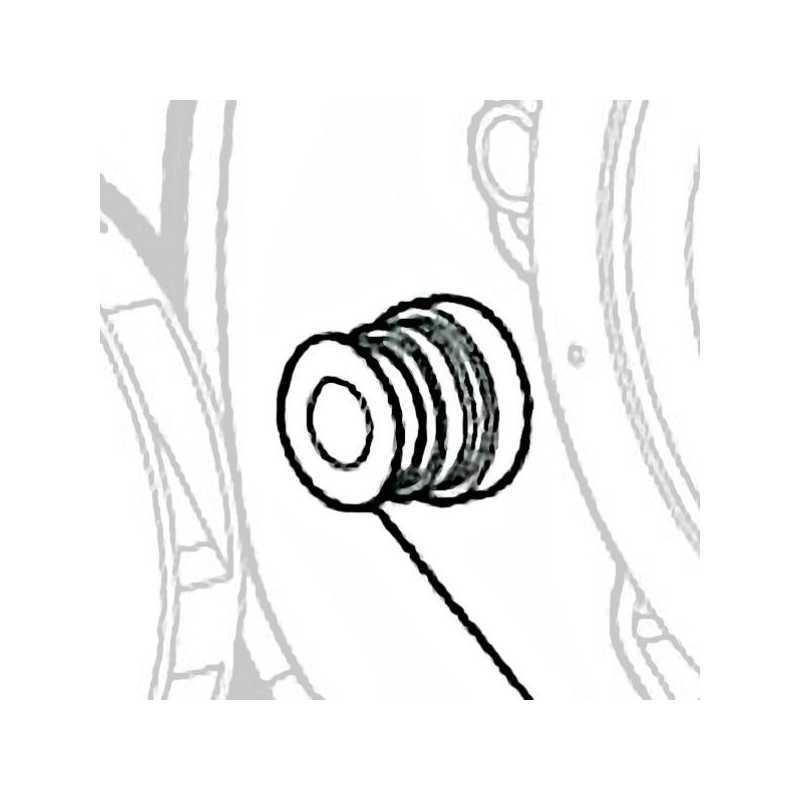 Garniture mécanique pompe Tristar Hayward