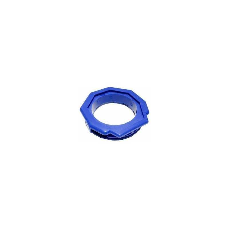 Pied bleu flexible nettoyeur automatique G4 Zodiac