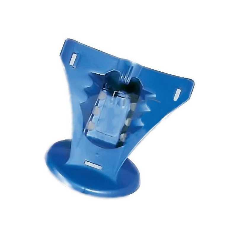 Corps extérieur inférieur bleu nettoyeur automatique Classic Zodiac