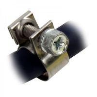 Abrazadera interna del cable para Limpiafondos Cybernatu 25M de Zodiac
