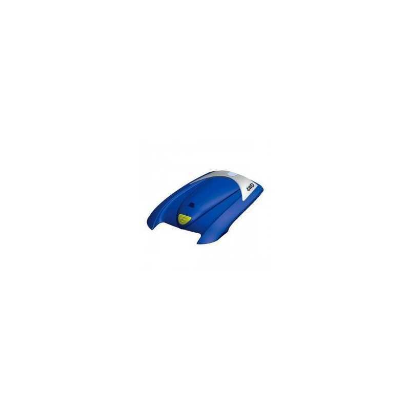 Capot bleu avec aileron nettoyeur automatique RV5500 Zodiac