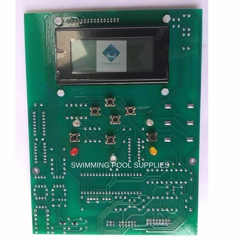 Carte électronique contôle électrolyseur au sel Tri et Tri Expert Zodiac