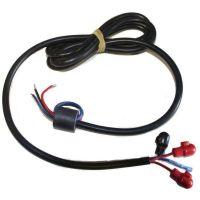 Cable completo de alimentación de la célula con conectores para Electrolisis Tri y Tri expert de Zodiac