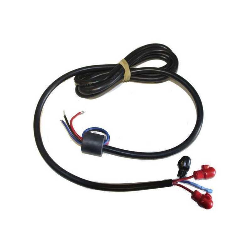 Câble alimentation cellule complet avec connecteurs électrolyseur au sel Tri et Tri expert Zodiac