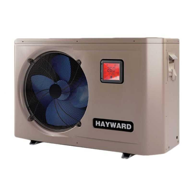 Pompe à chaleur monophasée Energyline Pro 5,8 Kw Hayward