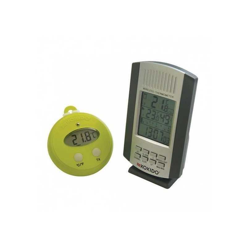 Thermomètre sans câble K618CS Kokido