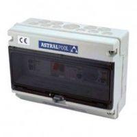 Coffret électrique pour pompe avec différentiel TYPE C Astralpool