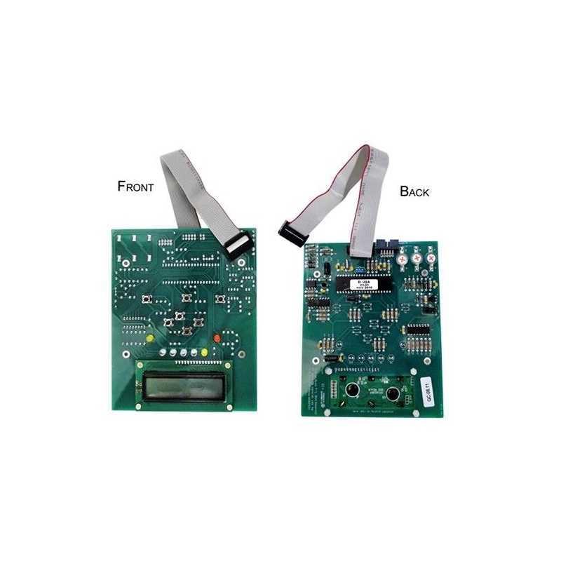 Carte électronique de contrôle électrolyseur au sel Ei Zodiac