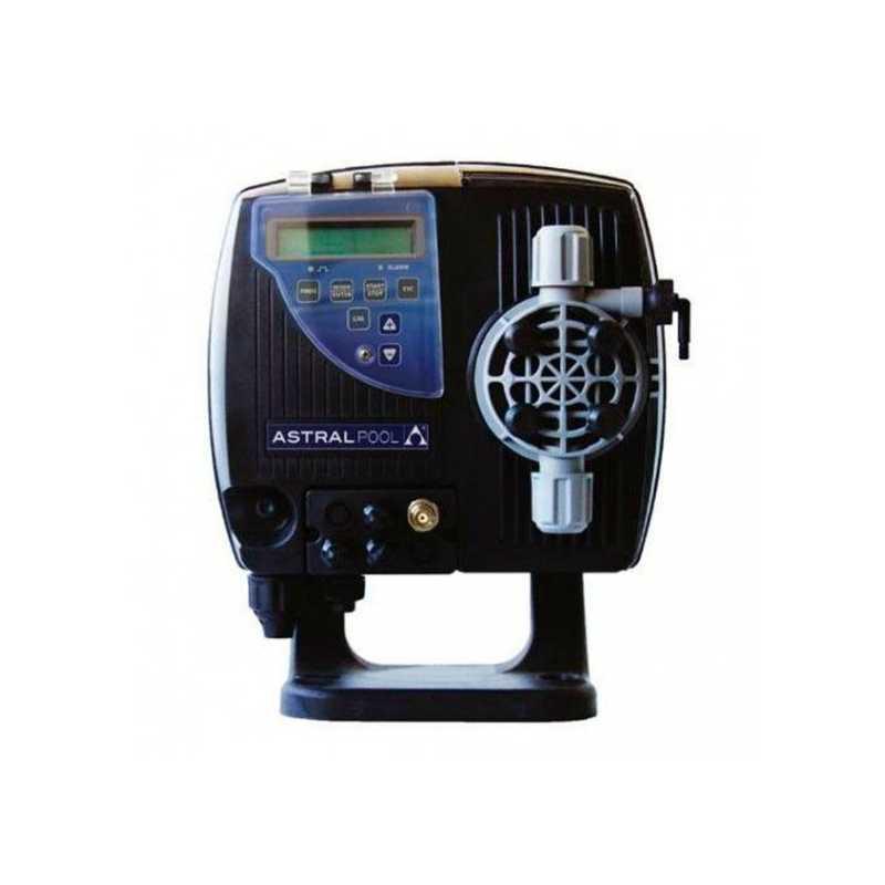 Bomba dosificadora para piscina Óptima analizador de pH o Redox de AstralPool