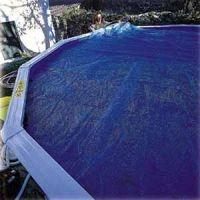 Cubierta piscina verano de GRE Ø640cm CPR650