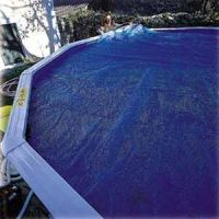 Cubierta piscina verano de GRE 905X460 cm CPROV810