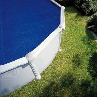 Cubierta piscina verano de GRE Ø245 cm CV250