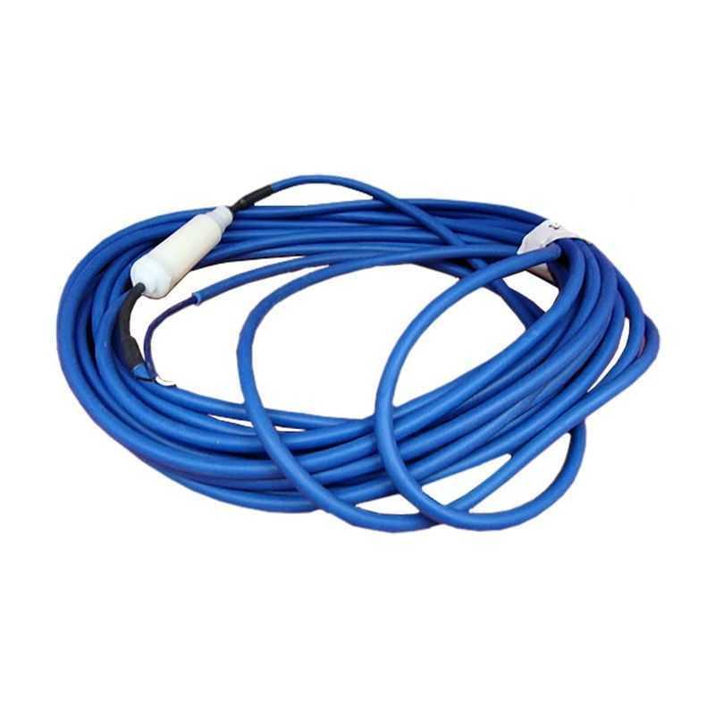 Cable con pivote antitorsión 18 M limpiafondos Dolphin