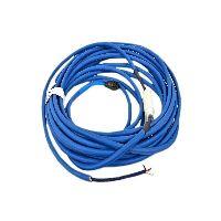 Cable con pivote anti-torsión 18m limpiafondos Dolphin