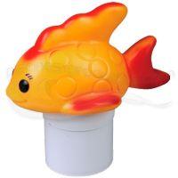 Dosificador flotante pez