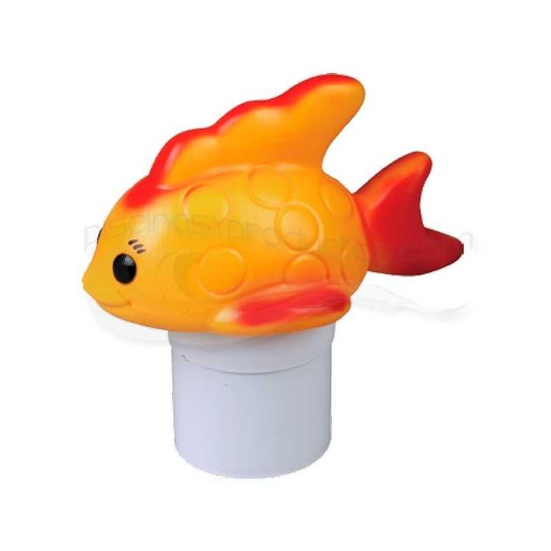 """Doseur à galets flottant """"poisson"""""""