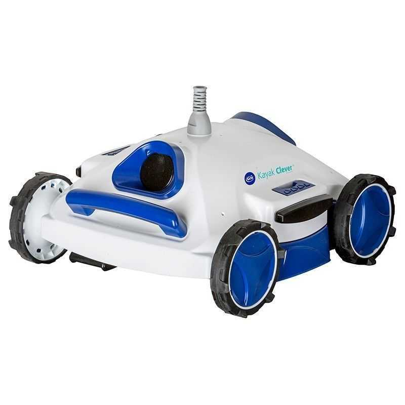 Limpiafondos automático Kayak Future CR