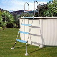 Escalera Gre para piscinas elevadas mod. AR11680