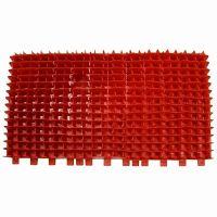 Cepillo PVC DIAG rojo para Limpiafondos Dolphin 3001 230V PVC de Dolphin