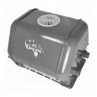Coque nettoyeur automatique Dolphin 3001 230V PVC Dolphin