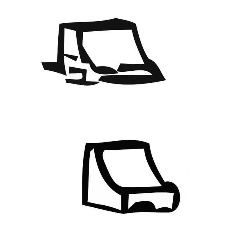 Flotador trasero + soporte para Limpiafondos ZFun de Dolphin