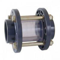Visor de líquido en PVC para encolar Ø 90 de Cepex