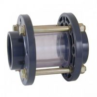 Visor de líquido en PVC para encolar Ø 160 de Cepex